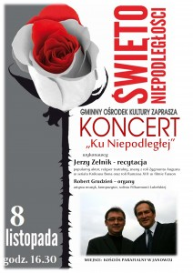 8.11.2014 KONCERT_ZELNIK_JANOWIEC