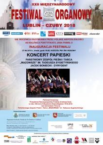 Plakat_Czuby_2018_INAUGURACJA_MAZOWSZE